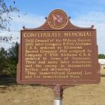 Confederate+Memorial+Marker+Midway+AL