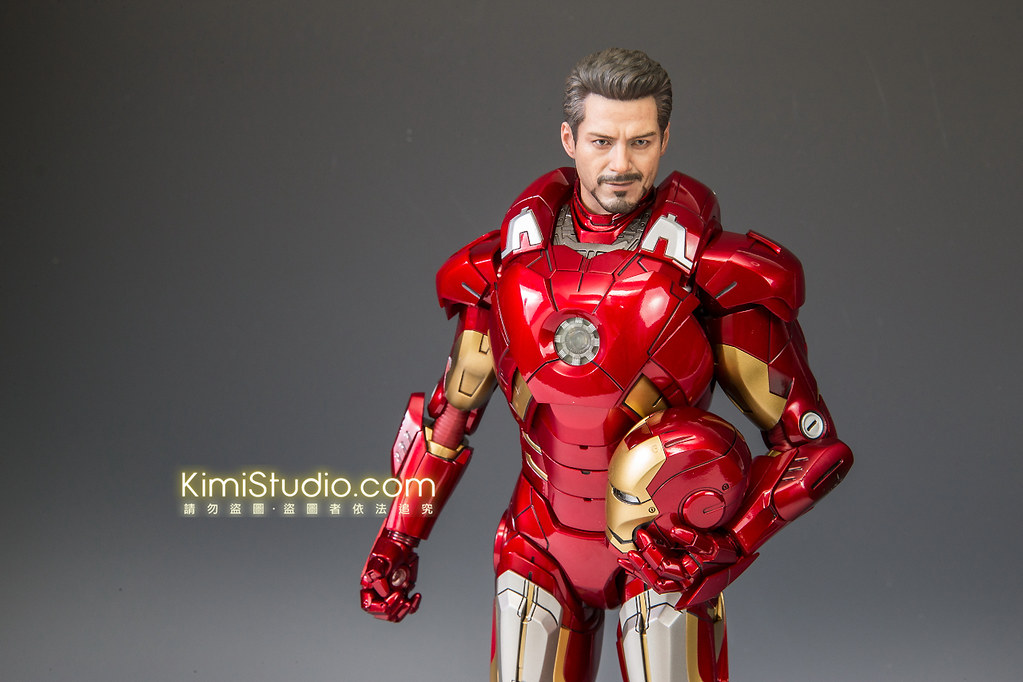 2013.06.11 Hot Toys Iron Man Mark VII-096