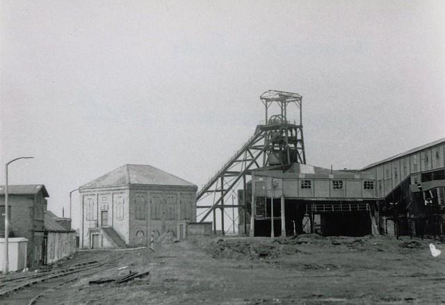 Burradon Coal Mine