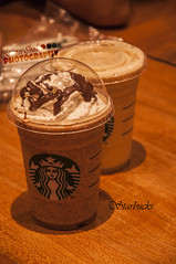 latte(0.0), cup(1.0), mocaccino(1.0), food(1.0), coffee(1.0), hot chocolate(1.0), drink(1.0), chocolate(1.0),