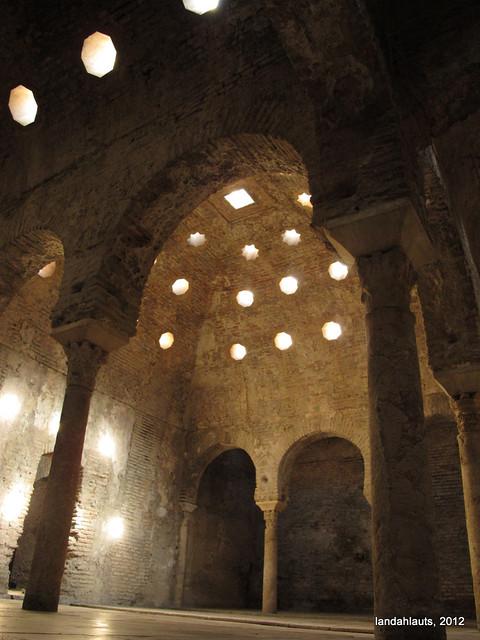 Antiguos Baños Judíos:Banos Del Nogal