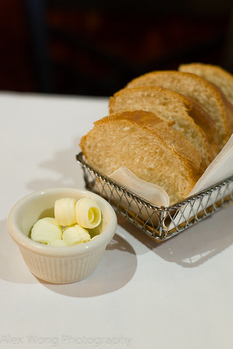 French Baguette and Butter