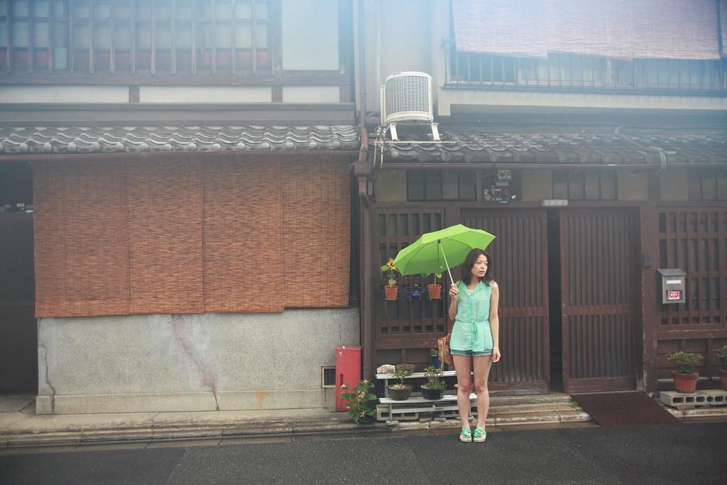 2011京都自助婚紗旅拍(浴衣篇)