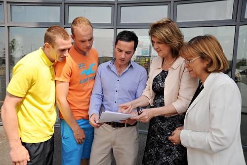 Youth Guarantee pilot project in Ballymun