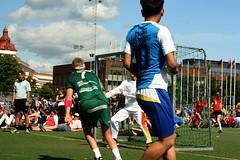 Partille cup på Heden 5/7 2013