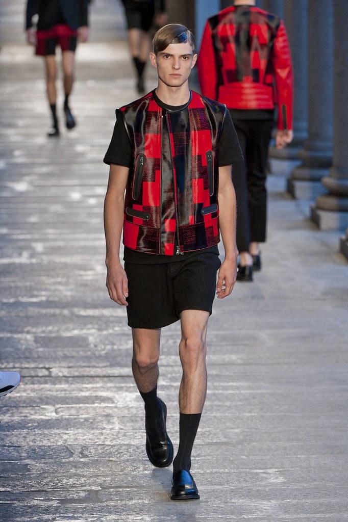 SS14 Milan Neil Barrett037_Guerrino Santulliana(fashionising.com)