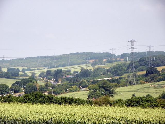 GOC Markyate 002: Landscape with A5 | Landscape view after ...