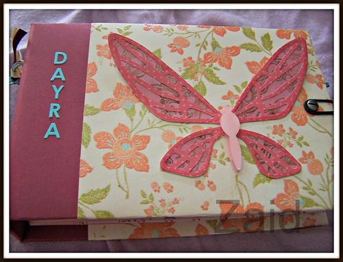 El reflejo de zaid album para dayra - Decoracion de album de fotos ...