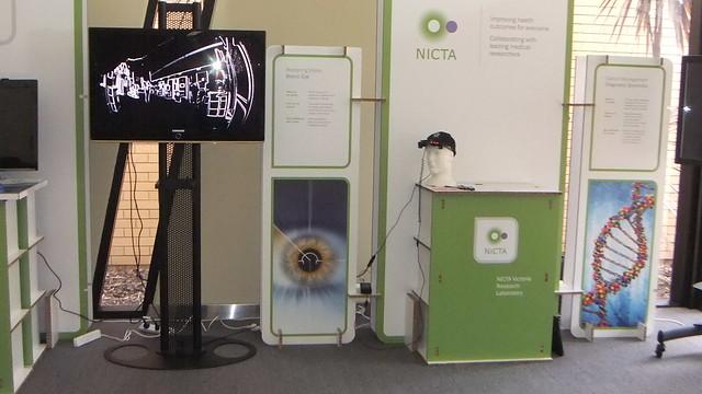 Wodonga Outreach - VRL Bionic Eye High Acuity Headset