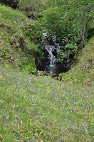 Waterfall, Allt an Dubh Choirein