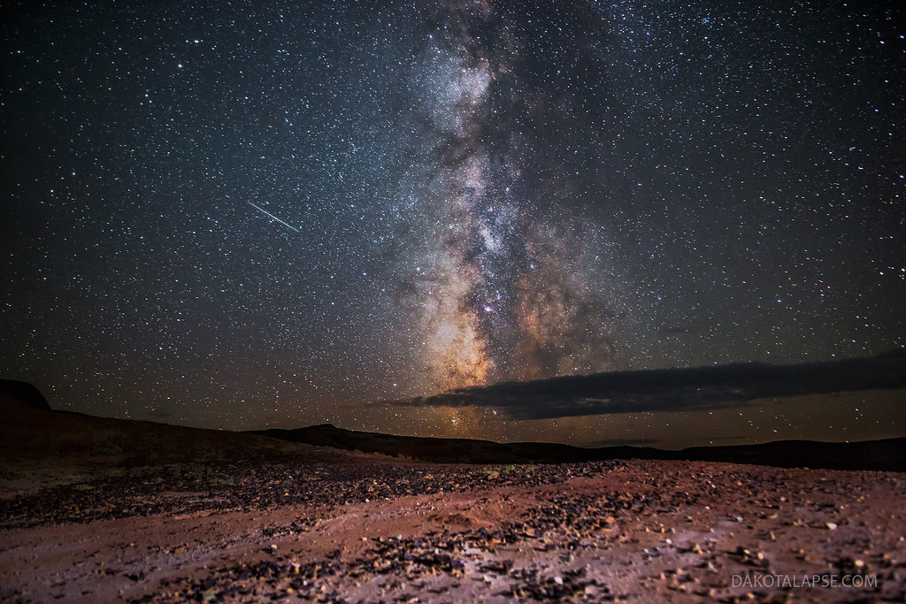 Red Desert Perseid