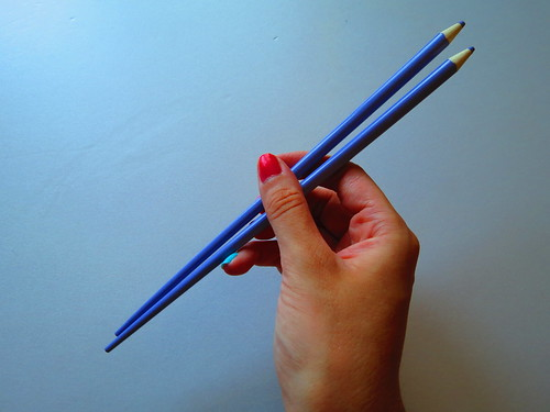 Pencil Chopsticks