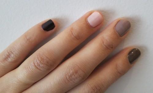 L'Oreal TIFF Collection Nail Polish