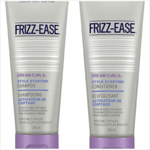 Frizz Ease Dream Curls Style Starting Shampoo + Conditioner