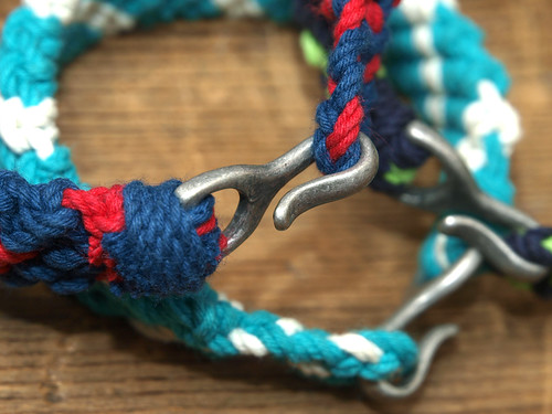 J.Crew / Braided Rope Bracelet