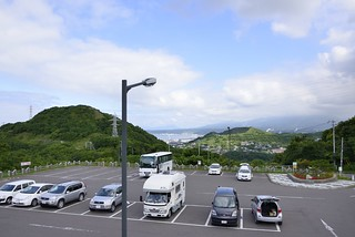 地球岬駐車場