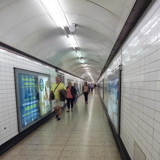 Long long corridors