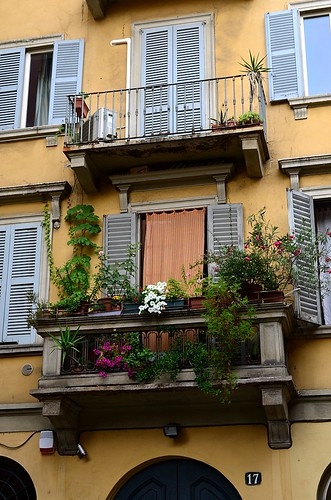 A nice balcony