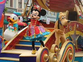 094 Parade Disneyland