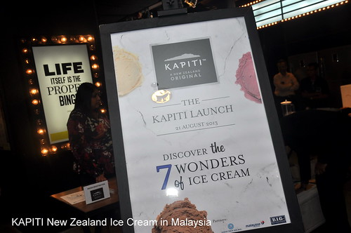 KAPITI New Zealand Ice Cream in Malaysia 2
