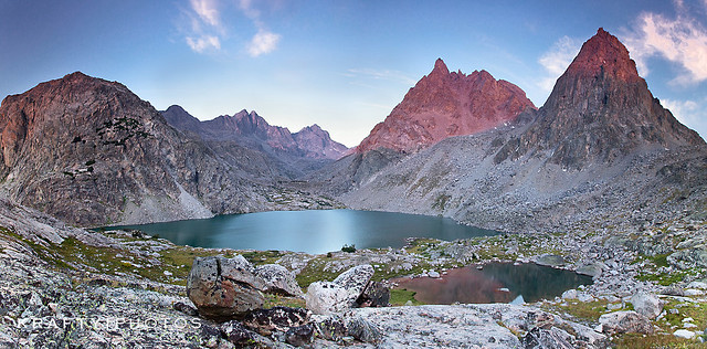 Peak Lake Pano