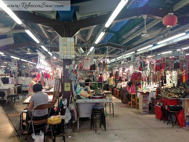 jade market - kowloon hong kong