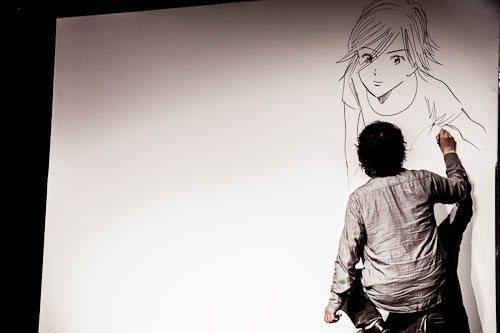 Clases de dibujo Manga
