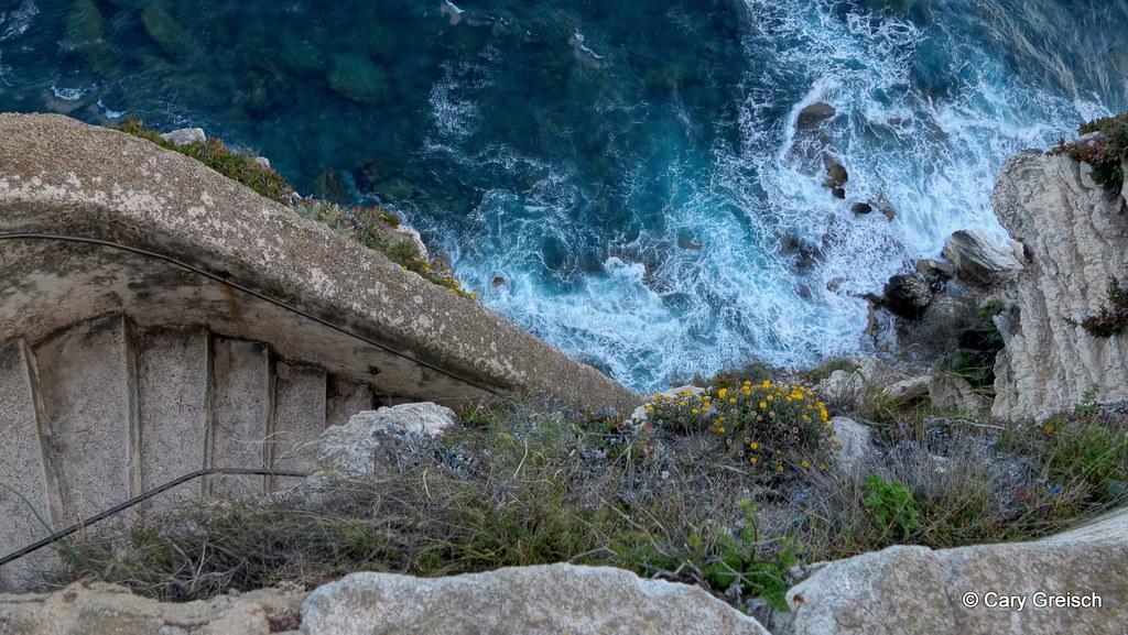 Bonifacio - L'Escalier du Roi d'Aragon (2013-05-31 -52)
