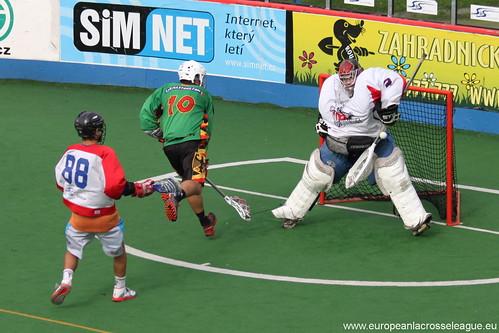 European Lacrosse League 2013, Tournament 2