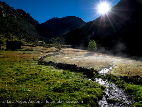 Andorra nature: Vall d'Incles