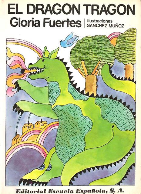 Cubierta de El dragón tragón