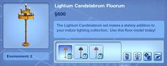 Lightum Candelabrum Floorum