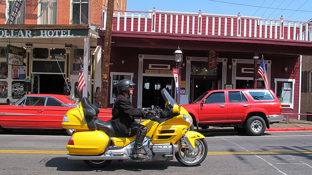 Virginia City Bikers