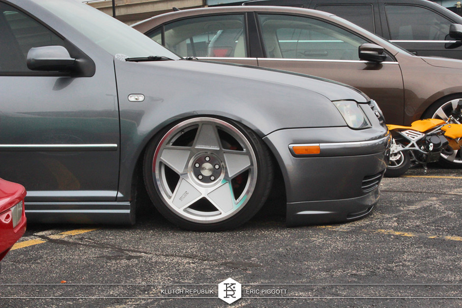 pg vw grey jetta mk4 gli 0.005 3sdms dubs downtown 2013 slammed dropped dumped bagged static coilovers hella flush stanced stance fitment low lowered lowest camber wheels tucked 16s 17s 18s 19s 20s 3piece 1 piece custom airbags scene scenester
