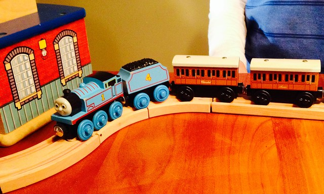 Thomas And Imaginarium Train Sets For Sale Flickr