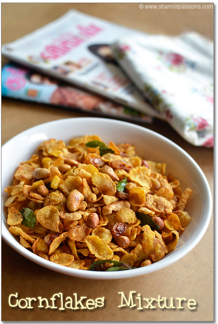 Spicy Chivda Recipe