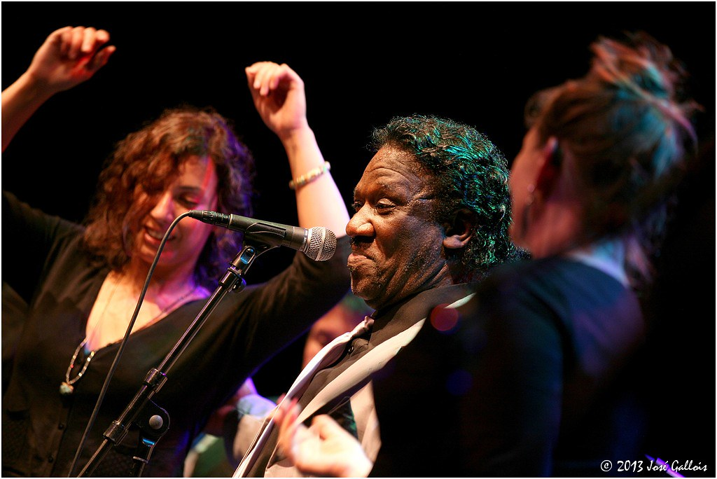 Taildragger & Mud Morganfield Rhythm Room Allstars