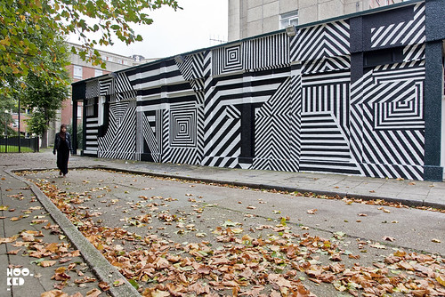 MASER 'Unite' Mural by Hookedblog