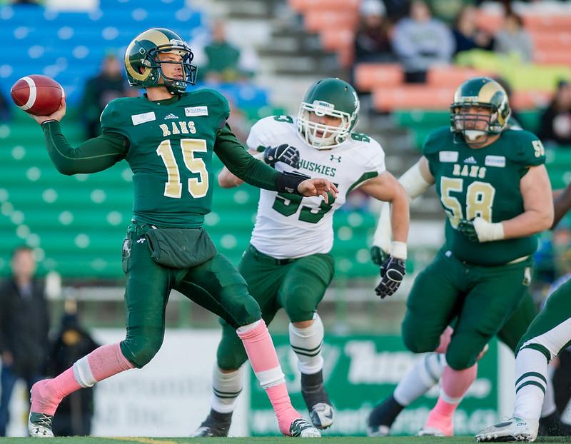 2014 Canada West Preview: Regina Rams