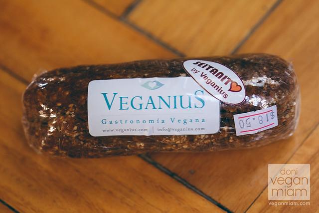 Veganius Sausage