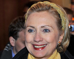 Hillary Clinton Headband