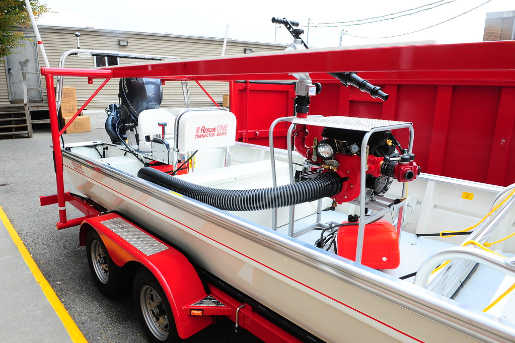 Tools, Equipment and Boats Purchased because of Superstorm