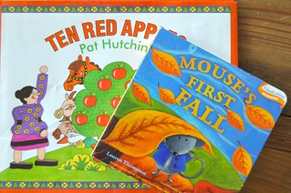 Fall Books Toddlers
