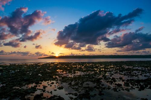 sunrise island jaco timorleste