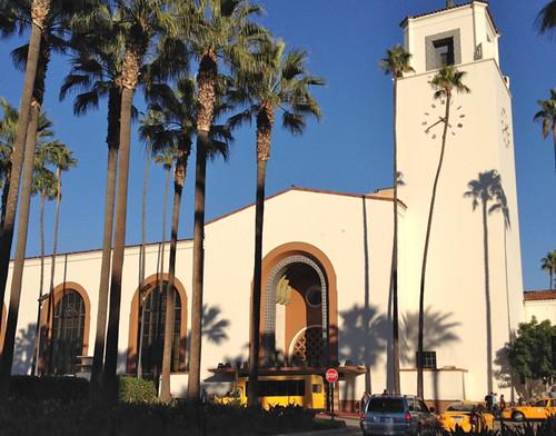 LA Railway Station
