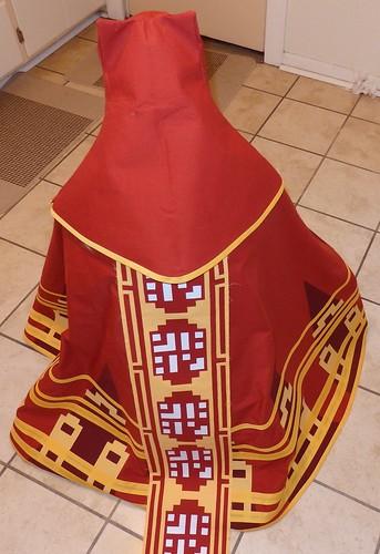 journey traveler costume