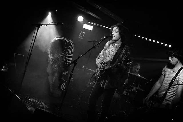 Marble Rays supporting Rose Elinor Dougall at the Sebright Arms