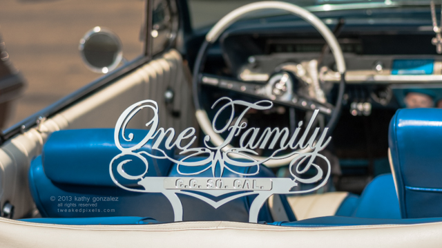 one family plaque