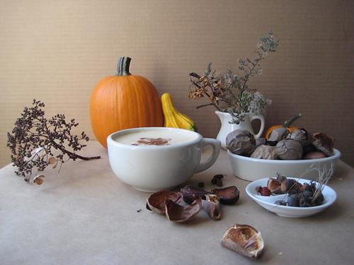 Pumpkin Pie Cafe Latte