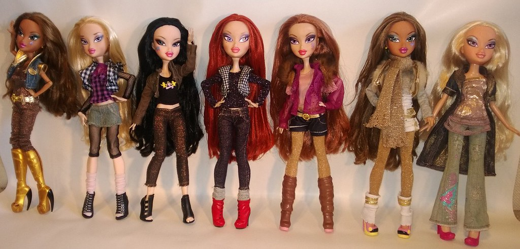 Dollaholic81 39 s most interesting flickr photos picssr Bratz fashion look and style doll